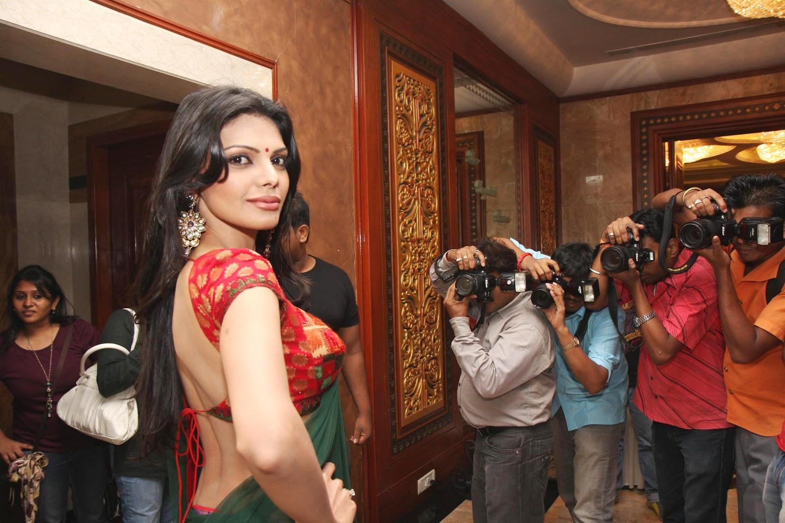 High Quality Bollywood Celebrity Pictures Sherlyn Chopra -9649