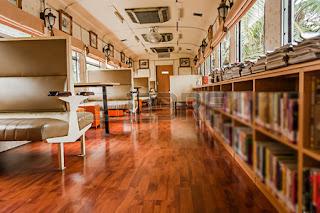 Railway Library Hua Hin Hong Samut