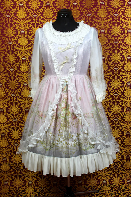 lolita fashion, lolita wardrobe, kawaii, jfashion, auris lothol, eglcommunity, emperor's nightinglade, r-series