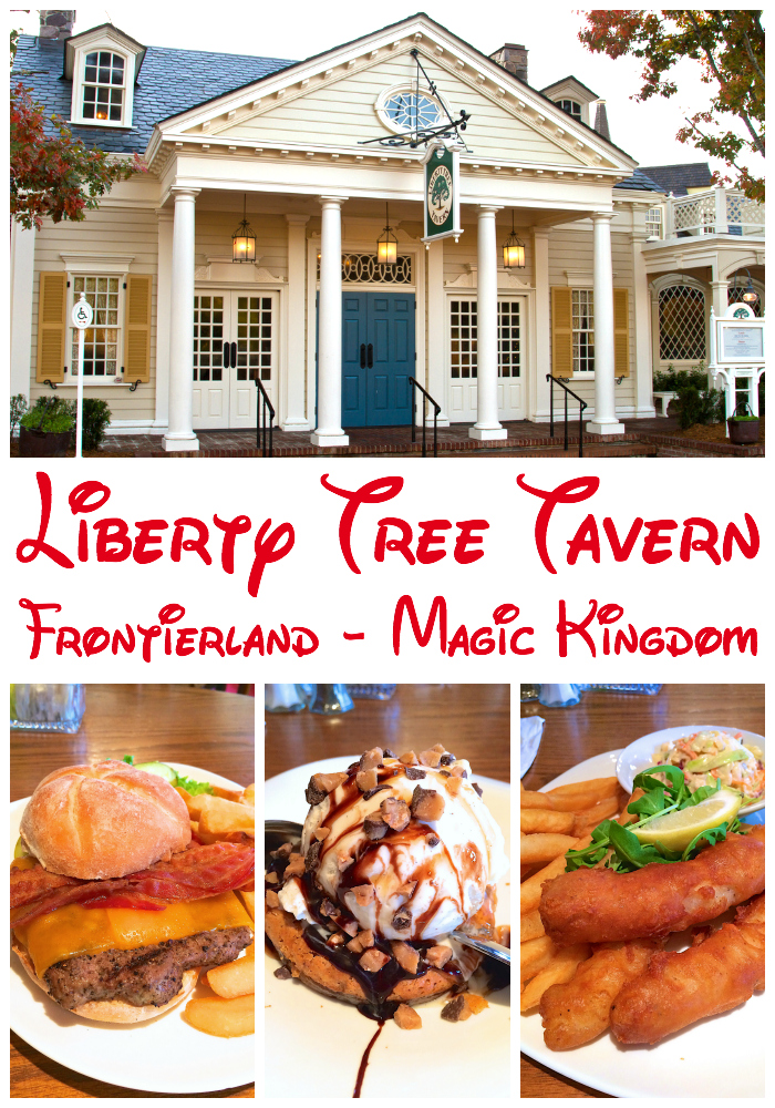 Liberty Tree Tavern - Frontierland @ Magic Kingdom Walt Disney World  - You have to go for the Ooey Gooey Toffee Cake!