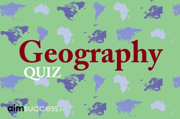 Geography Questions for RRB ALP Exam 2018: 28th April