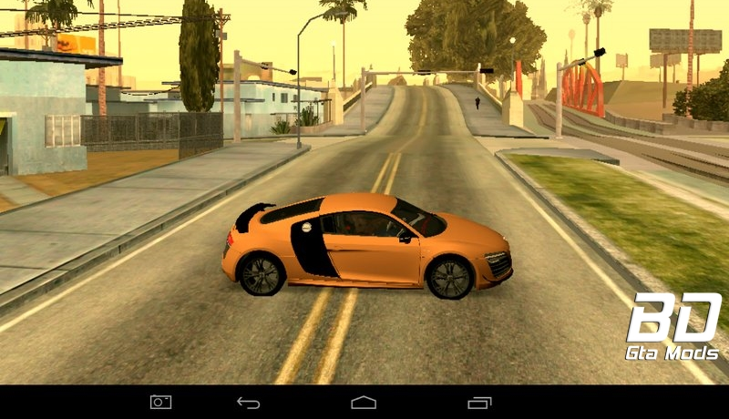 Download mod car Audi R8 - GTA San Andreas Android