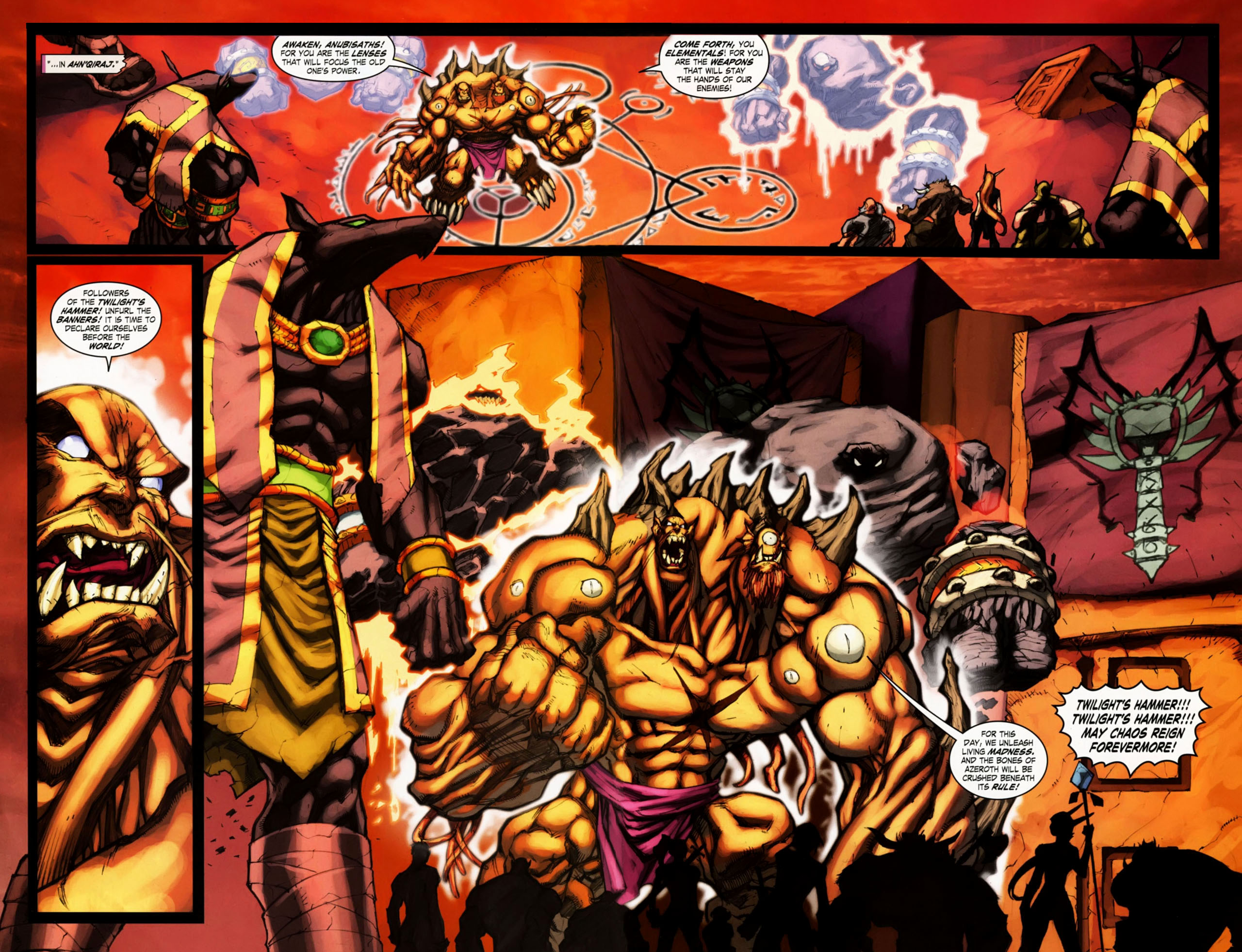 Read online World of Warcraft comic -  Issue #25 - 8