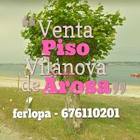 venta pisos Vilanova de Arosa 1 - casas ferlopa