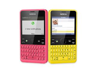 Nokia Asha 210 USB Driver