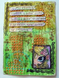 http://dorcasyalgomas.blogspot.com.es/2016/09/art-journal-la-vida-es-corta.html