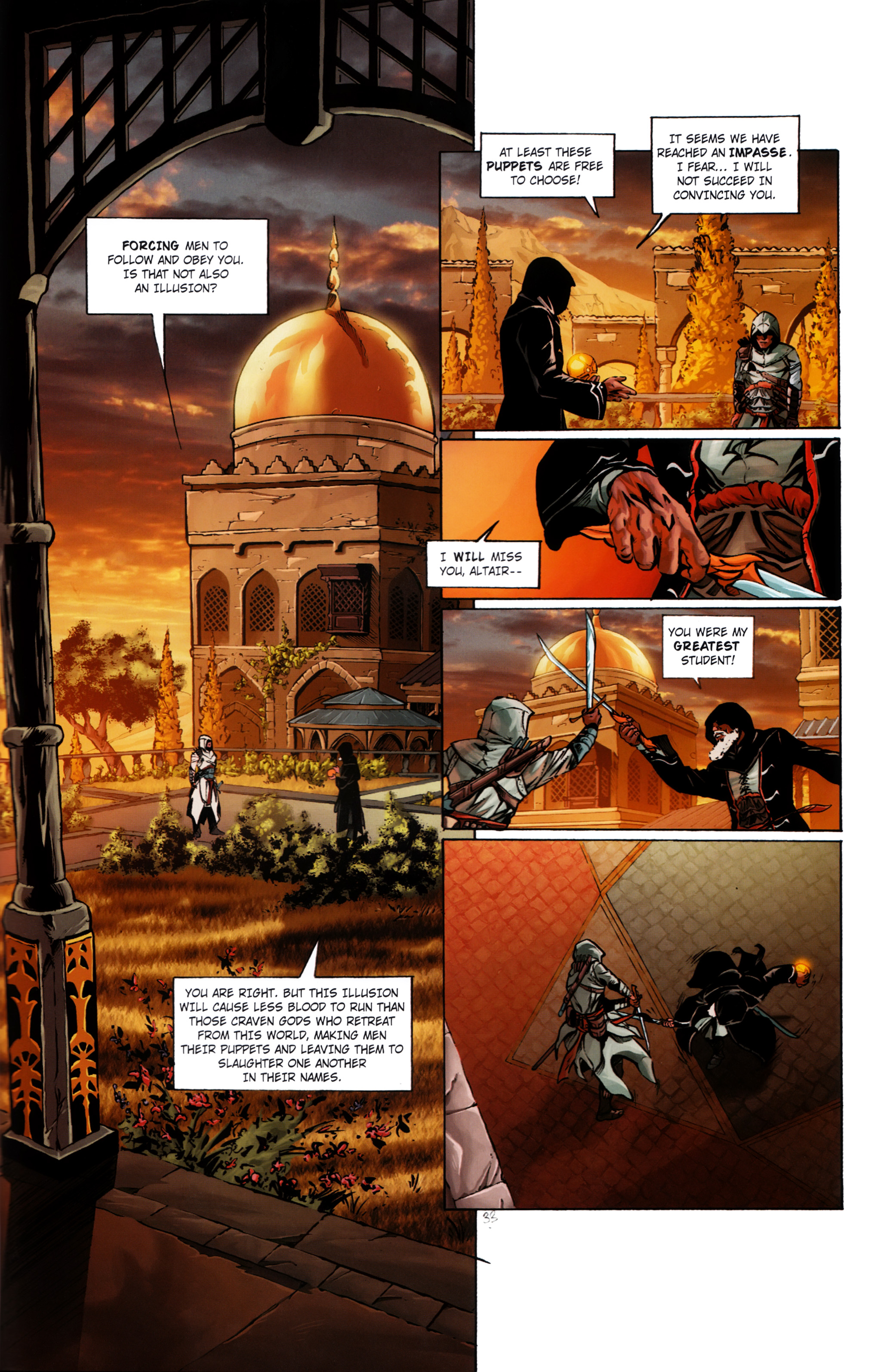 Read online Assassin's Creed (2012) comic -  Issue #1 - 39