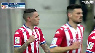 شاهد مباراة أتلتيكو مدريد وسبورتينغ خيخون بث مباشر فى الدورى الانجليزى