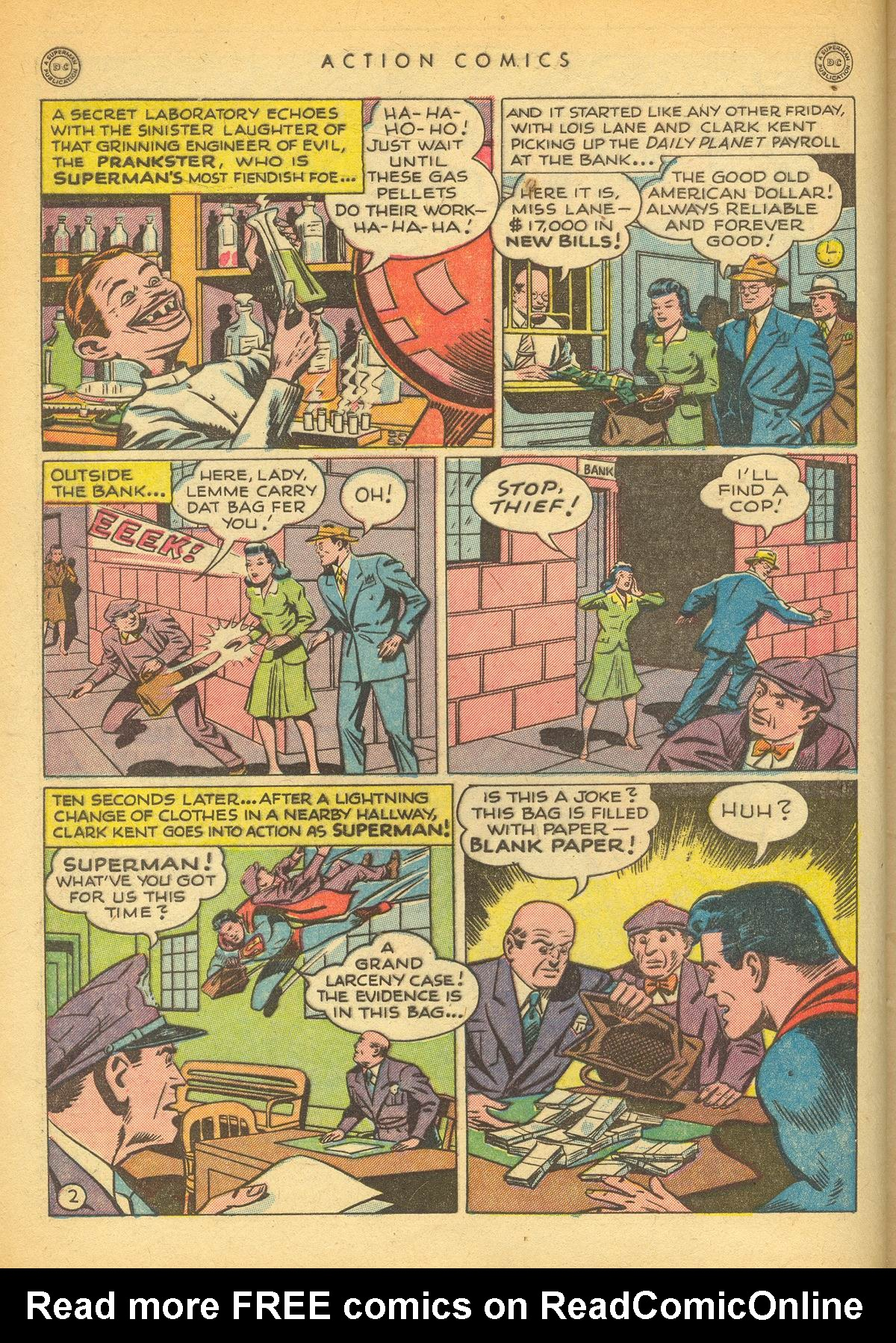 Read online Action Comics (1938) comic -  Issue #109 - 4