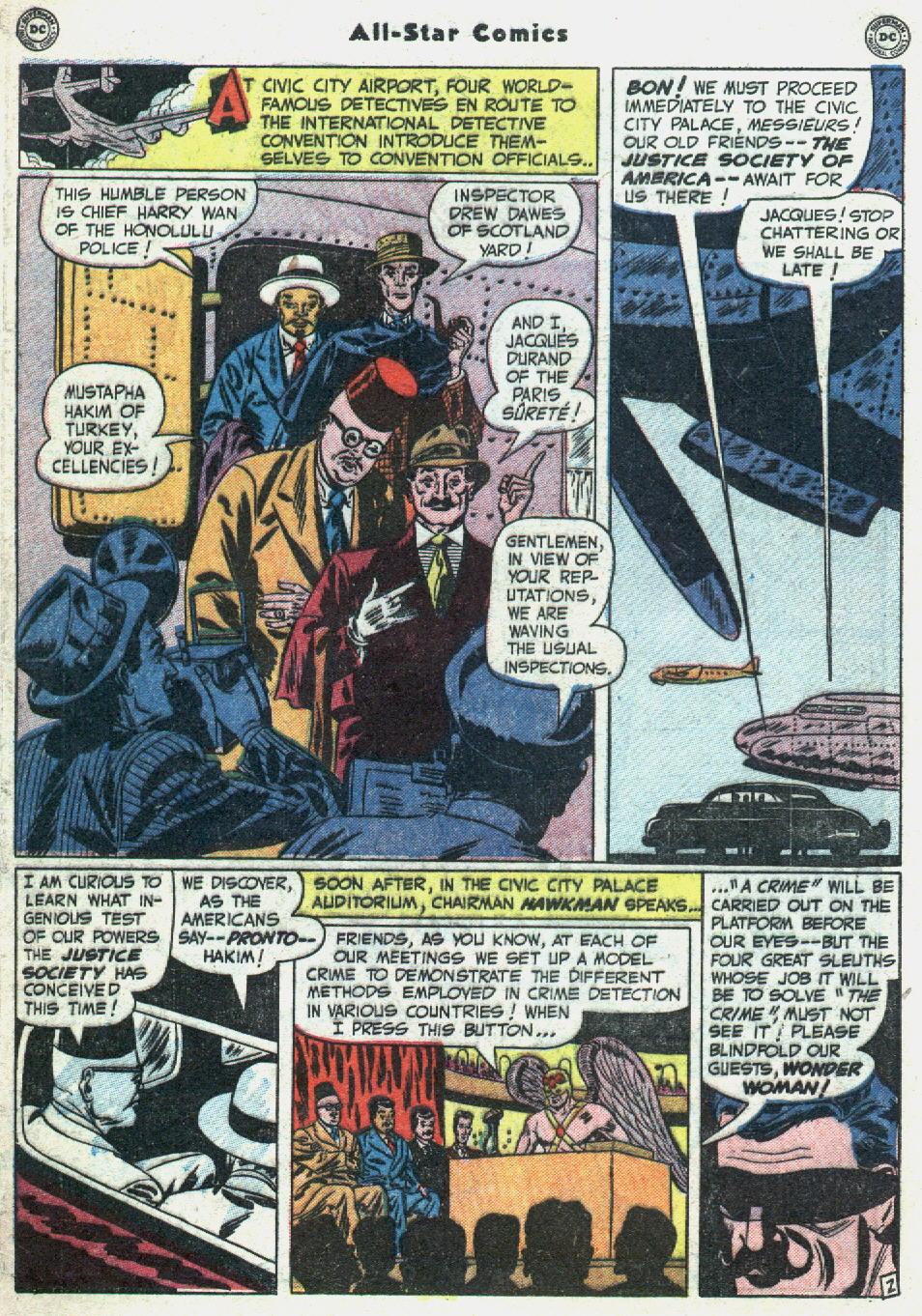 Read online All-Star Comics comic -  Issue #57 - 4