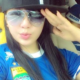 Persib Vs Persela - Bobotoh Geulis di Stadion Sijalak Harupat