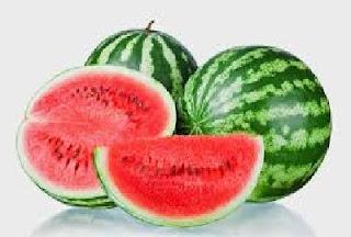 cara memilih buah semangka yang manis dan segar