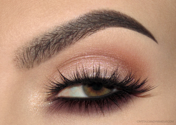 Makeup Of The Day Les Annees Folles Cle de Peau Eyeshadow Palette House of Lashes Iconic