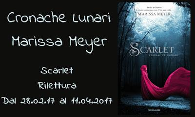 Gruppo di Lettura: Scarlet
