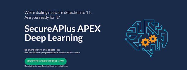 دليلك لبرنامج الحماية SercureAplus مع سريال تفعيل قانوني و مجاني