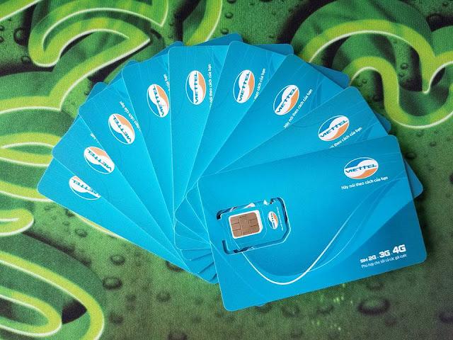 Hướng dẫn đổi Sim 4G Viettel miễn phí