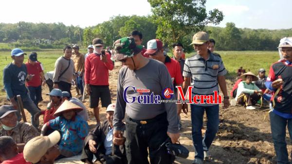Perbaiki Infrastruktur di Rumbia, Loekman Ajak Warga Gotong Royong