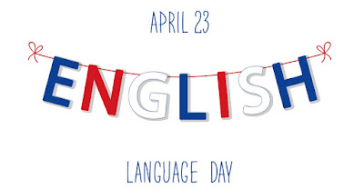 23rd April Observed as English Language Day