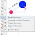 Mengukur Jarak dan Sudut Derajat Menggunakan Dimension Tool CorelDraw