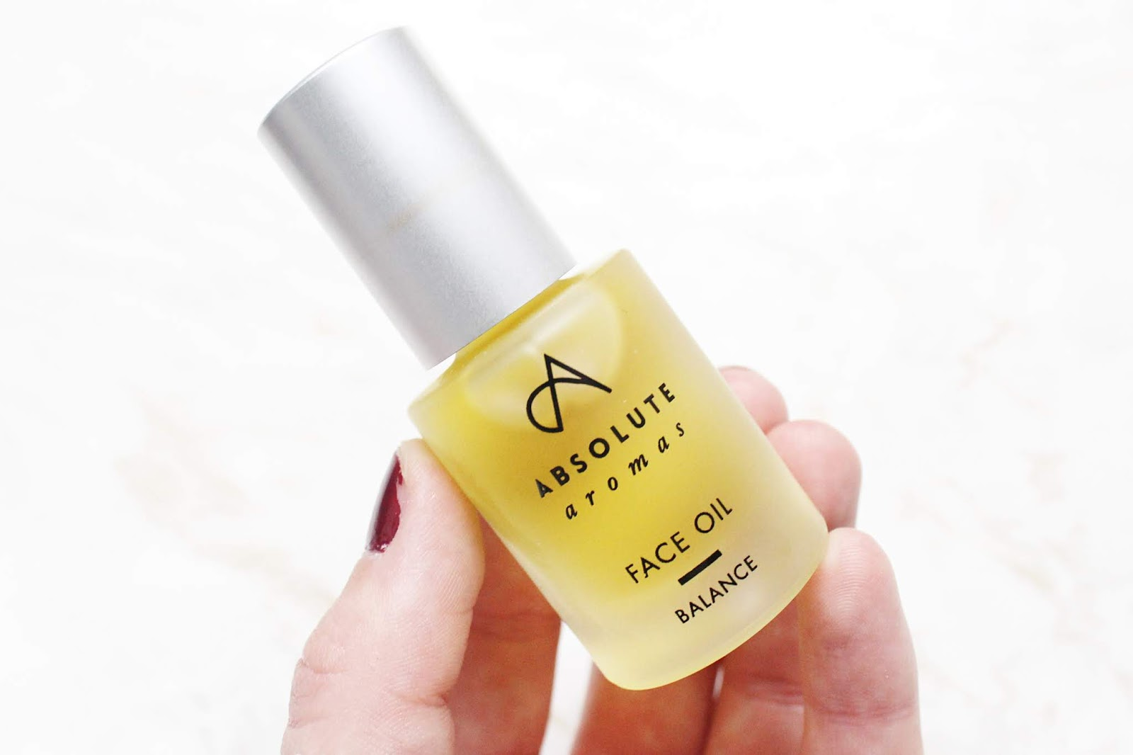 Absolute Aromas Balance Face Oil Review