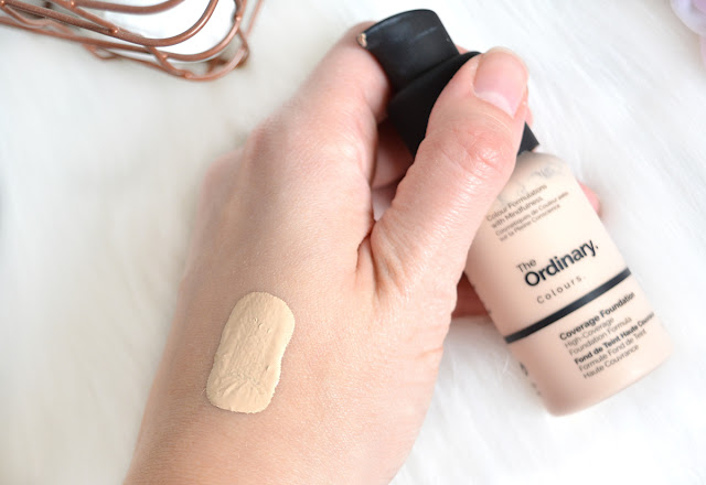 The Ordinary Coverage Foundation (1.0N)