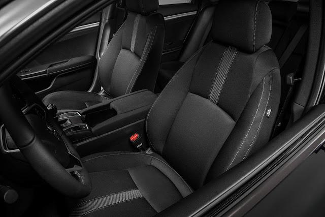novo Honda Civic Sport 2018