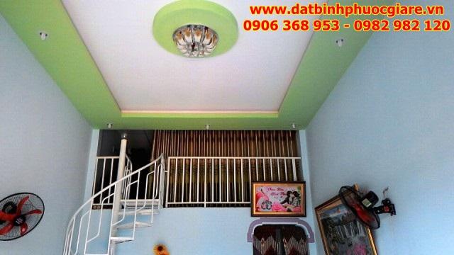 Nhà xây sẵn giá rẻ bán trả góp tại Đồng Xoài Bình Phước