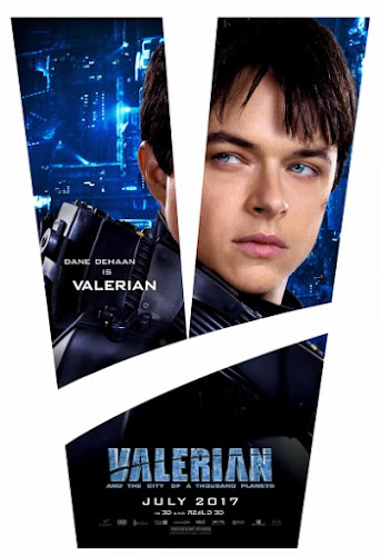 Valerian and the City of a Thousand Planets (BRRip 1080p Dual Latino / Ingles (2017)