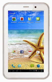 Langkah-Langkah Cara Reset Tablet Advan Vandroid T1j Yang Terkunci