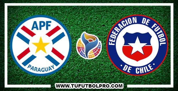 Ver Paraguay vs Chile EN VIVO Por Internet Hoy 24 de Enero 2017