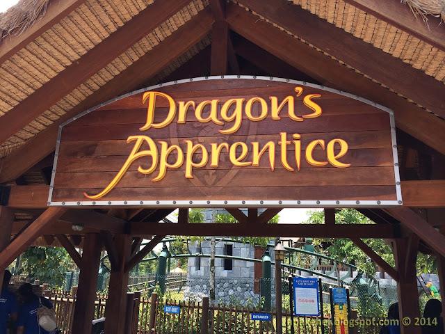 Legoland - Dragon Apprentice