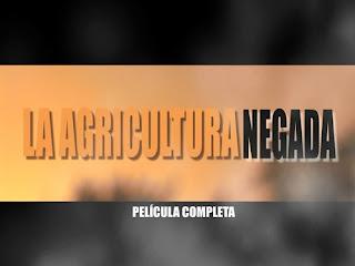 La agricultura negada, documental sobre el impacto del glifosato en el campo