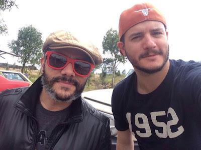 Pavel Núñez y Miguel Inzunza