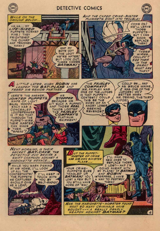 Read online Detective Comics (1937) comic -  Issue #212 - 5