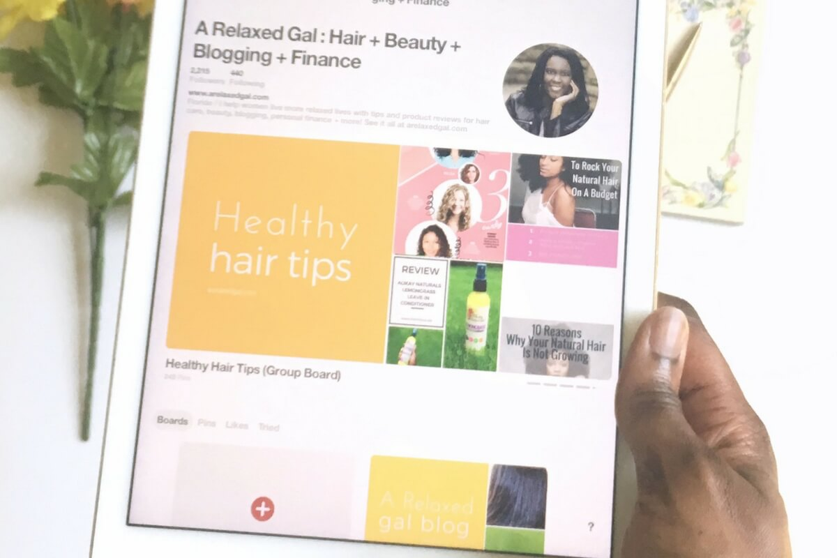How to make your blog posts Pinterest friendly | arelaxedgal.com