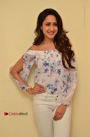 Actress Pragya Jaiswal Latest Pos in White Denim Jeans at Nakshatram Movie Teaser Launch  0027.JPG