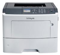Lexmark MS617 Treiber Herunterladen