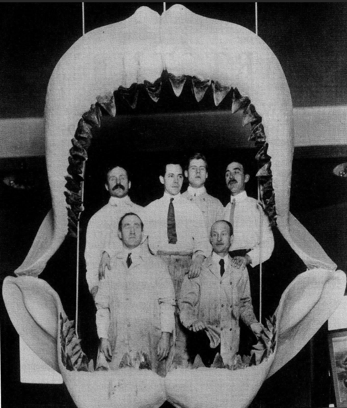 Megalodon Hunters: Megalodon Jaws