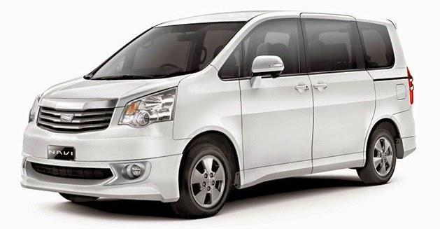 Rental Mobil Jakarta Toyota NAV1