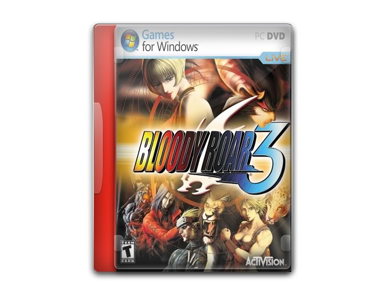 Bloody Roar 3 Juego Para PC Full