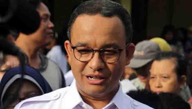 Anies: DP Nol %  Bentuk Konsistensi Seorang Pemimpin Terhadap Janji-janji Kampanye