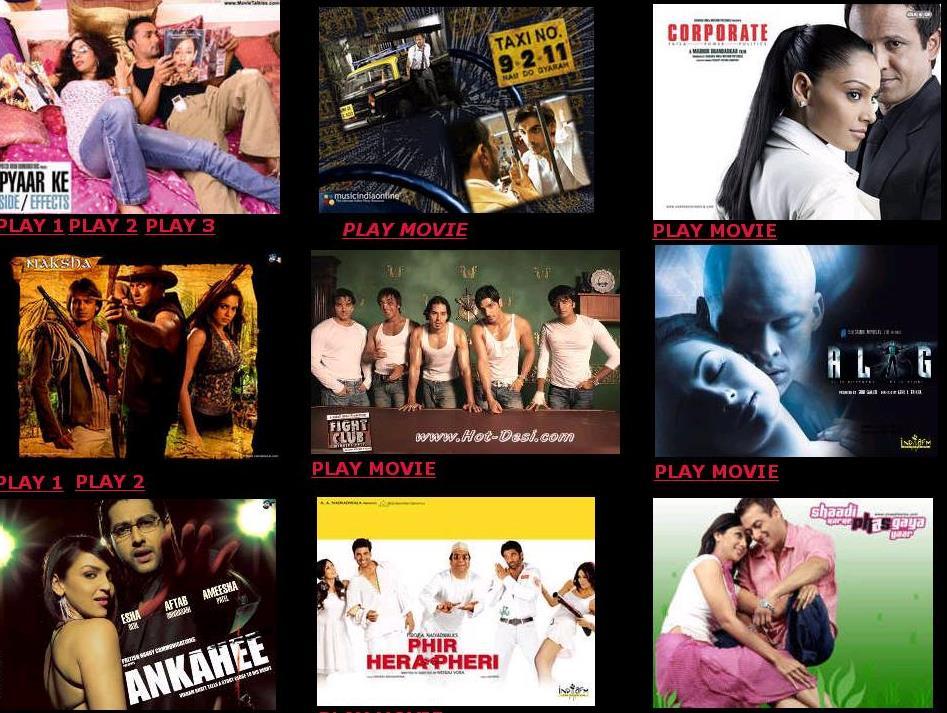Bollywood Filme Online Stream