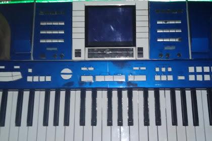 menghilangkan nois keyboard technics kn2400/2600 dengan mudah