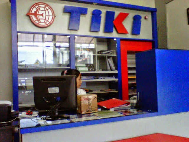 Daftar alamat cabang dan agen Tiki se Indonesia