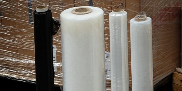 Packaging materials used as technical textiles