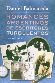 ROMANCES DE ESCRITORES TURBULENTOS_BALMACEDA