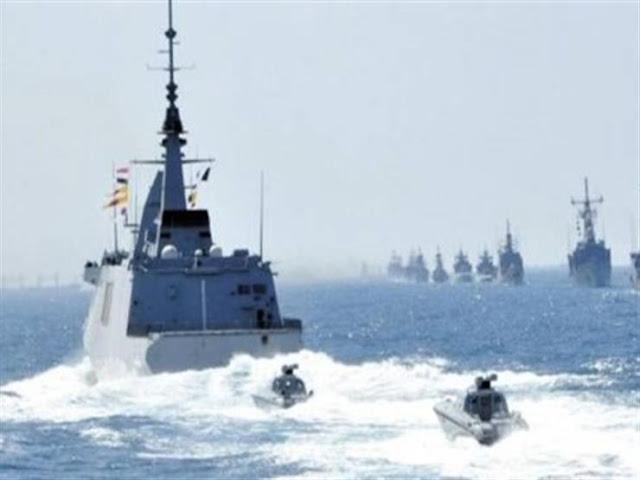 """القوات المسلحة: نؤمن """"حقل ظهر"""" بالفرقاطات والغواصات والصواريخ"""