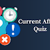 Current Affairs Quiz: 13 April 2018