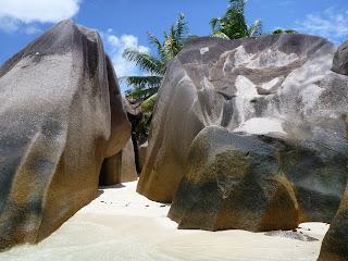 Anse Source Argent - La Digue - Seychelles