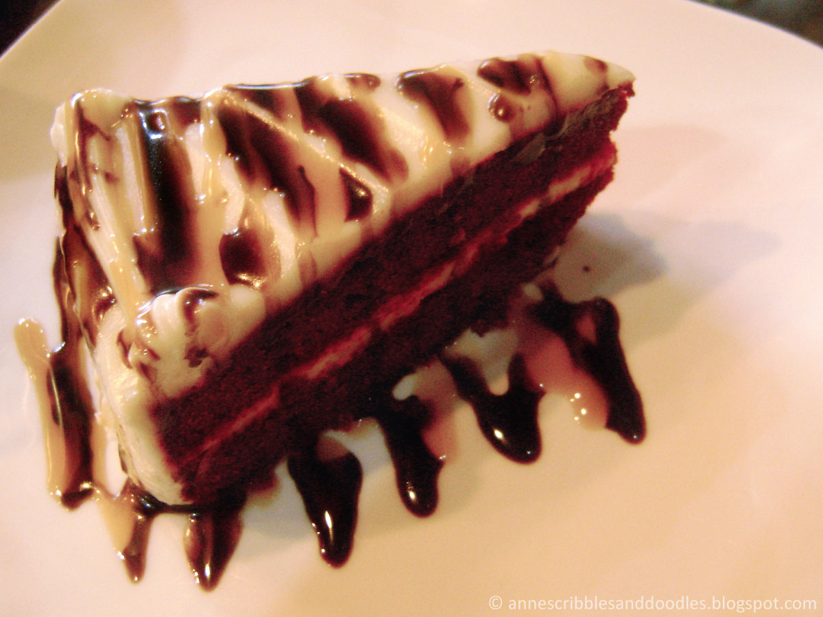 Nook Cafe, Maginhawa Street: Menu Item (Cake of the Day)